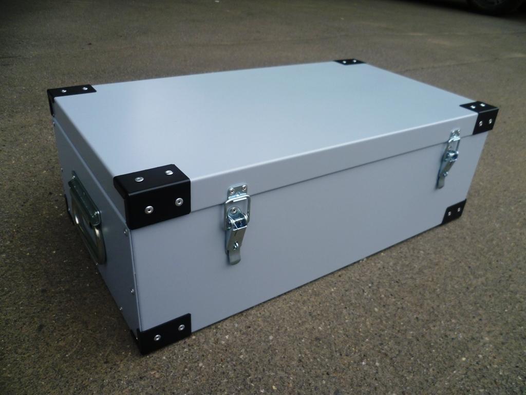 Ящик для инструмента из алюминия своими руками 88